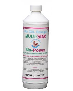 Multi-Star Bio Power Hochkonzentrat 1Liter und Messkappe